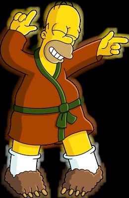 Homer du dimanche matin