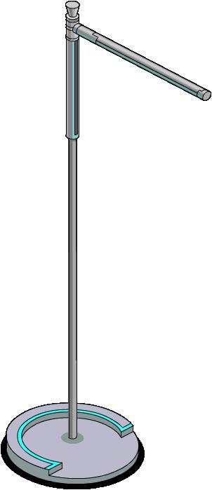 Holo-drapeau