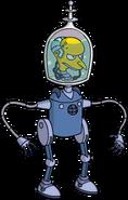 RoboBurns Menu