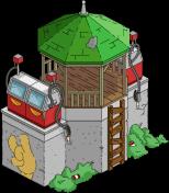 Château recyclé