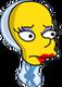 LadyBot Triste