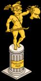 Statue trophée d'excellence