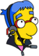Milhouse Chanteur