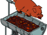 Cochon barbecue
