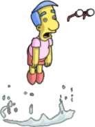 Milhouse fantôme