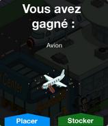 Avion Déblo
