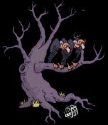 Arbre à vautours