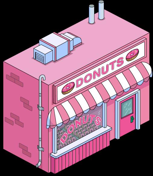 Boutique de donuts