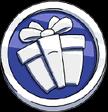 Jeton pour boîte mystère Magie de Noël