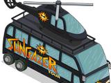 Bus de tournée Sungazer