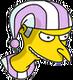 M. Burns Nuit