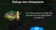Refuge des chimpanzés Boutique