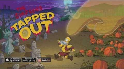 Les Simpson Springfield - Trailer du Simpson Horror Show XXIV
