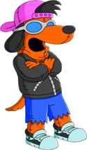 Mascotte Poochie.png