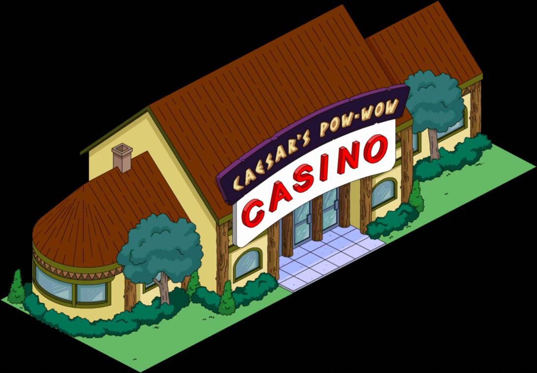 "Casino ""Caesar's Pow-Wow"""