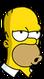 Homer Soulagé