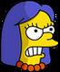 Jeune Marge Ennuyé