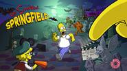 Simpson Horror Show XXVII Accueil