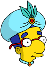 Marquis Milhouse Icon