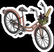 La bicyclette (quête)