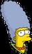 Marge Nid-vide Triste