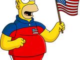 Homer Patriote