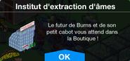 Institut d'extraction d'âmes Boutique