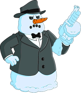 Carotte glacée