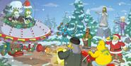L'étrange invasion de Noël Boutique