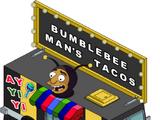 Tacos de l'Homme abeille