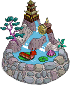 Bassin de méditation