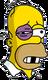 Homer Battu