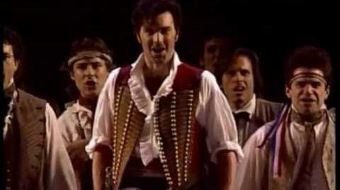 Les Misérables 1987 Tony Awards