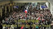中文演唱2分钟起 Do You Hear The People Sing?悲惨世界 民众呐喊 人民之歌 in Chinese from 2 00 闪聚 快闪 Les Miserables