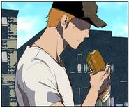 001 8 Rano Eats A Sandwich