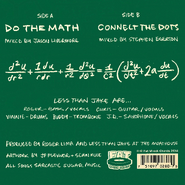 Do the Math Back