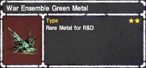 War Ensemble Green Metal.jpg