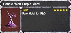 Candle Wolf Purple Metal.jpg