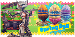 Spring Egg Scramble