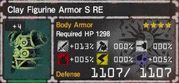 Clay Figurine Armor S RE 4.png