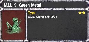 M.I.L.K. Green Metal.jpg