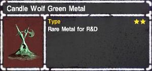 Candle Wolf Green Metal.jpg
