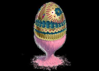 Golden Eggshroom