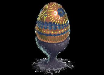 Bronze Eggshroom