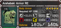 Arahabaki Armor RE 4.png