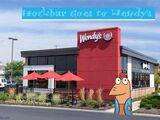 Hockbar Goes to Wendy's