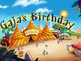 Gaja's Birthday