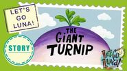 LET'S GO LUNA! STORY The GIANT Turnip