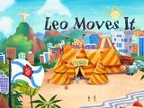 Leo Moves It