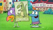 Lizardzilla! 6